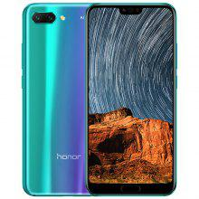 HUAWEI Honor 10 4G Phablet - Global Version - PHANTOM GREEN