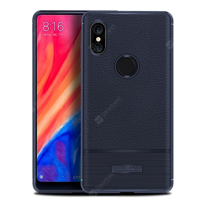 LEEHUR Lichee Pattern Phone Case for Xiaomi Mi Mix 2S