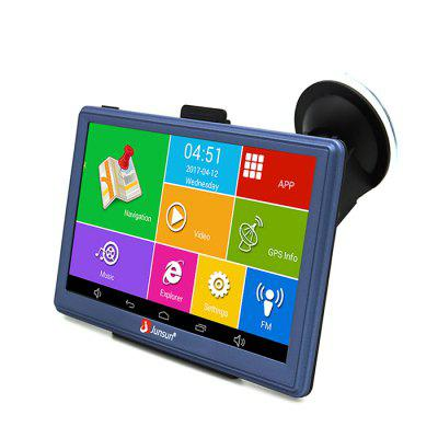 JUNSUN D300 7.0 inch Bluetooth WiFi Car GPS Navigator