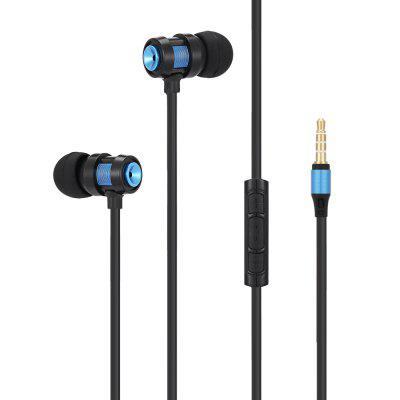 X16 Mega Bass In-ear Wired Earphone