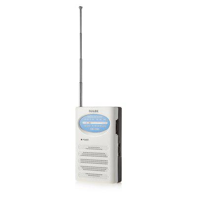 OJADE OE - 1205 Draagbare digitale Multi-band FM / AM-radio