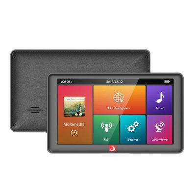 Junsun D600 - BT 7 inch Automobile Touch Screen Navigator