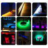 2m USB LED Decorative Light Strip - BLACK