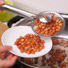 Stainless Steel Fry Mesh Food Strainer - SILVER