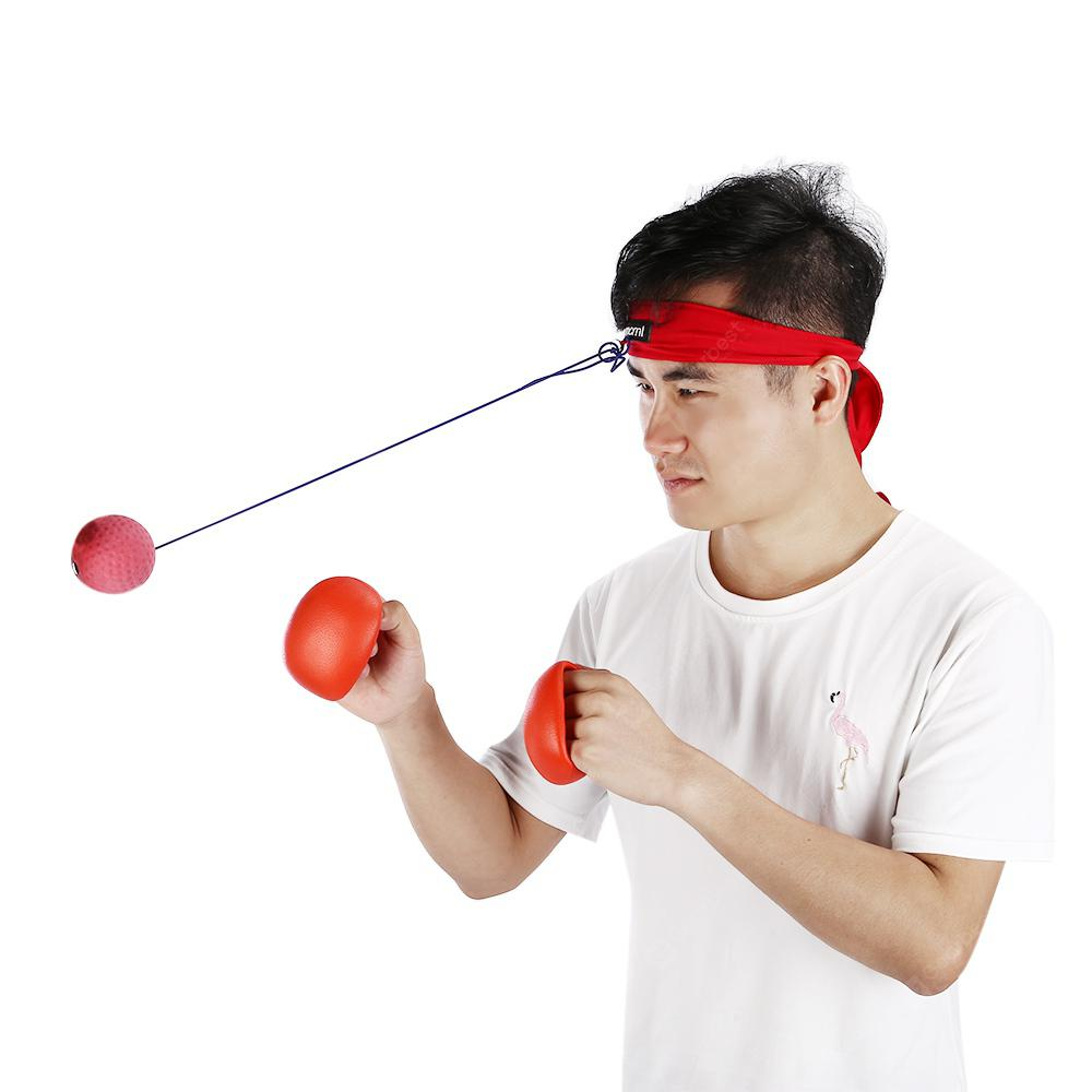 Decompression Boxing Ball Gym Set