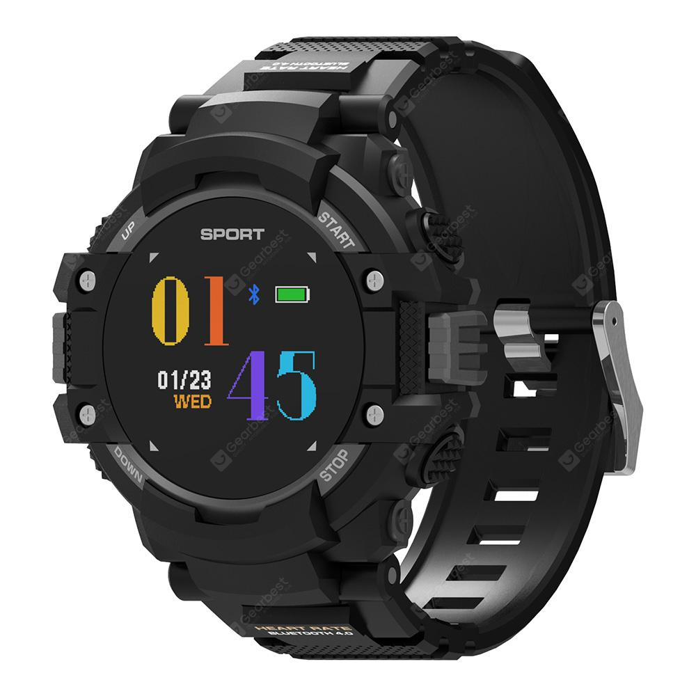 NO.1 F7 Smart Watch - BATTLESHIP GRAY
