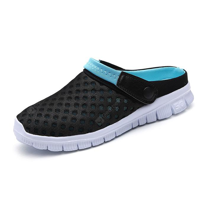 Trendy Summer Dual-use Anti-slip Slippers Sandals for Couple