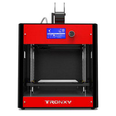 Tronxy C5 LED Screen DIY 3D Printer