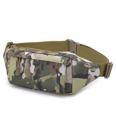 Water Resistant Fashion Daily Men Waist Bag