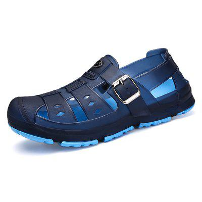 Male Breathable Hollow-out Beach Sandals