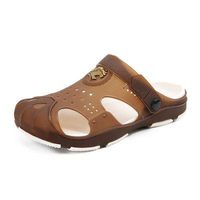 Male Soft Environmental Dual-use Sandals Slippers