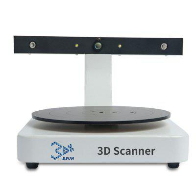 3D + ESUN Dual Laser High Density 3D Scanner