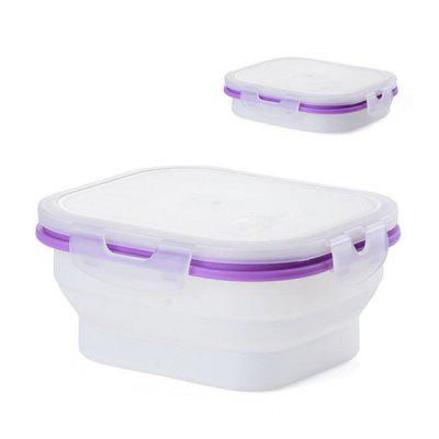 NatureHike Outdoor Portable Sealed Folding Lunch Box