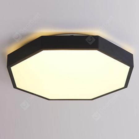 BLACK, Lights & Lighting, Ceiling Lights, Flush Ceiling Lights