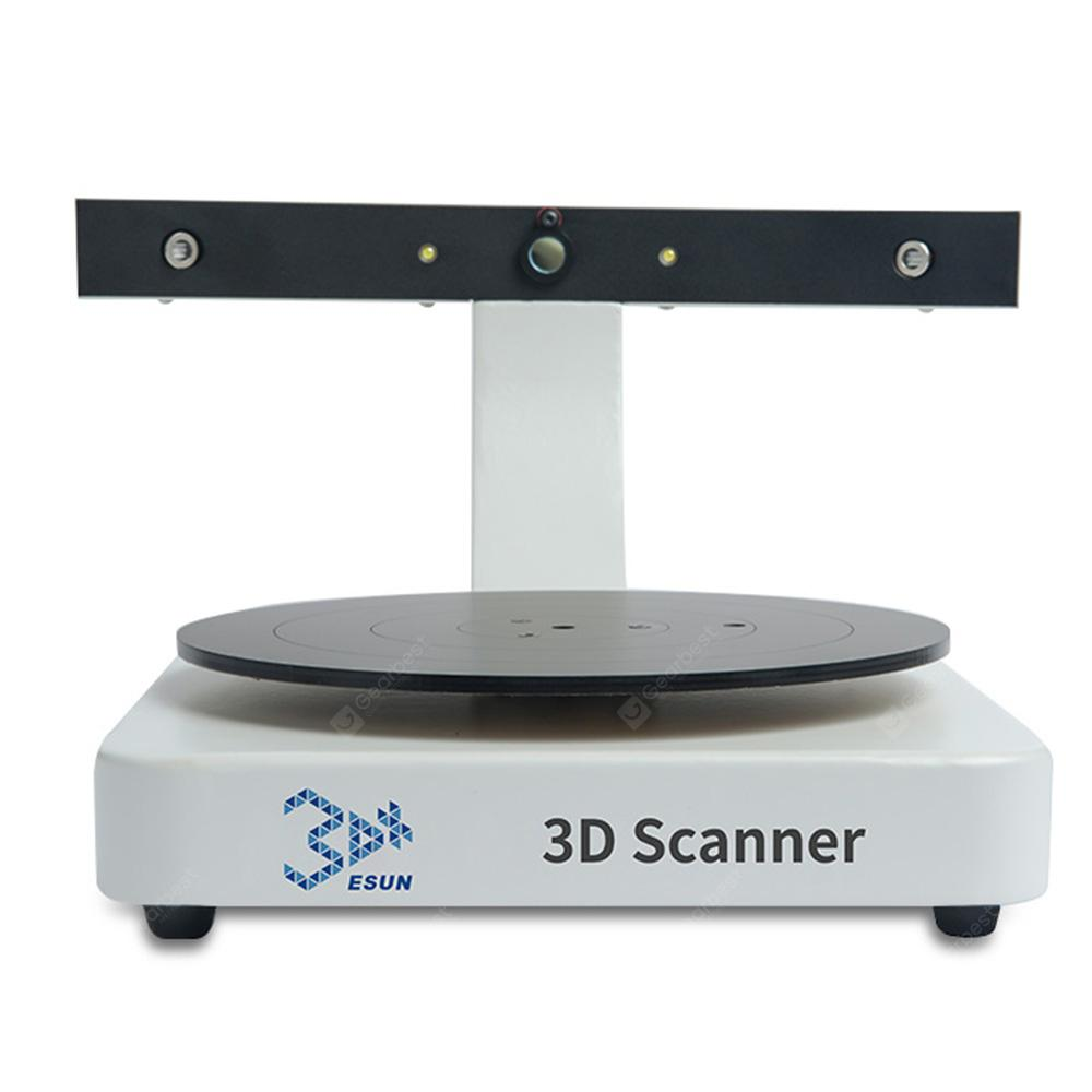 ChinaBestPrices - 3D + ESUN Dual Laser High Density 3D Scanner