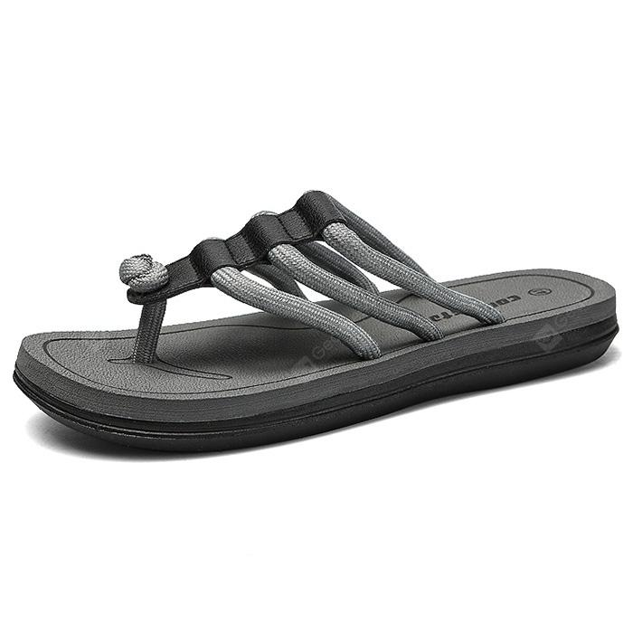 Male Flip-Flops Light Weight Non-Slip Beach Slippers
