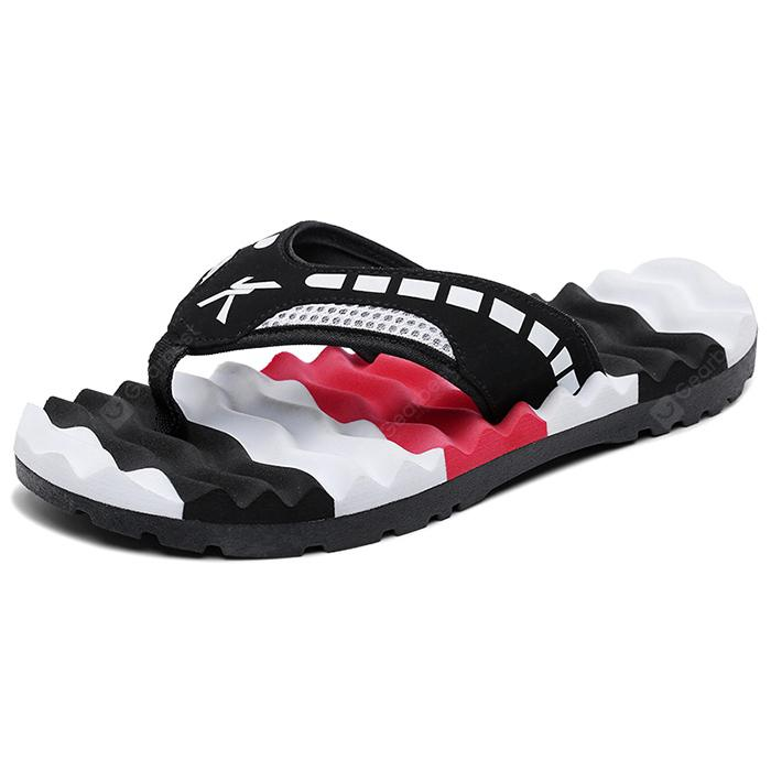 Trendy Summer Street Anti-slip Flip-flops Slippers