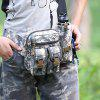 Fashion Water Resistant Men Waist Bag - ACU CAMOUFLAGE