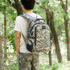Convenient Water Resistant Men Backpack - DIGITAL DESERT CAMOUFLAGE