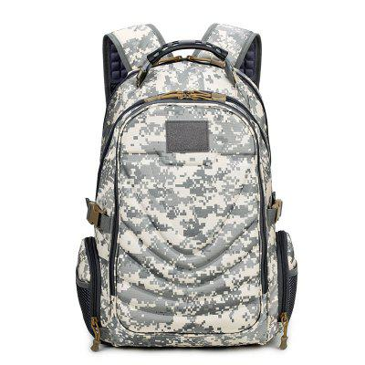 Fashion Breathable Wear-resistant Men Backpack