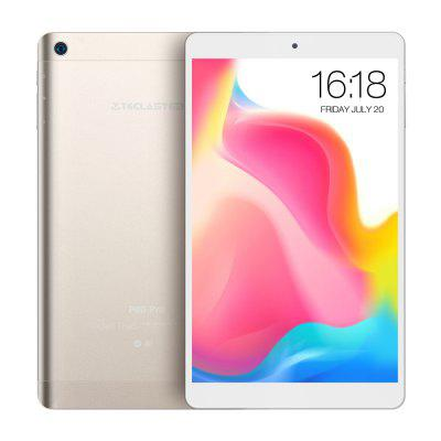 Gearbest Teclast P80 Pro Tablet PC - CHAMPAGNE 8.0 inch Android 7.0 MTK8163