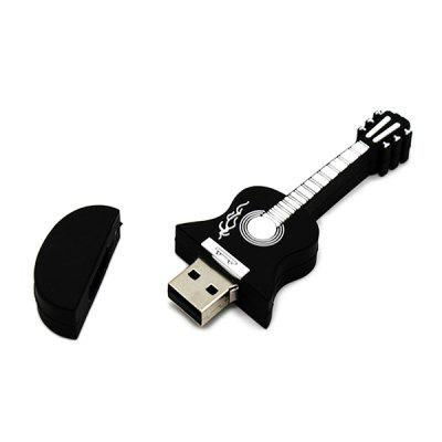 Creative Guitar Shape USB2.0 Flash Drive U Disk
