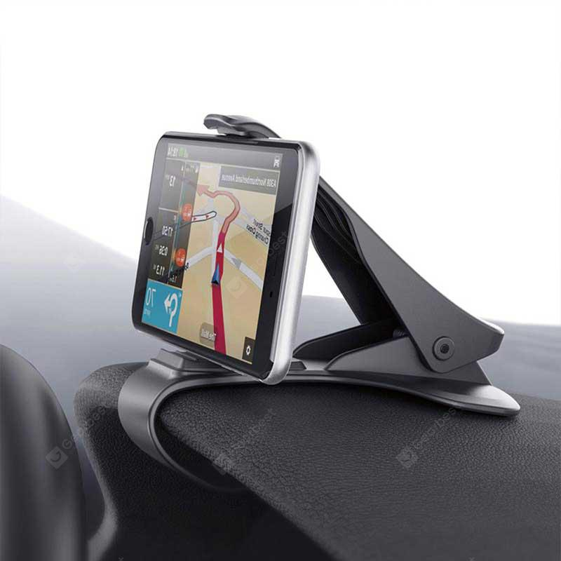 Gearbest gocomma Mobile Phone Stand Cradle Dashboard Car Holder