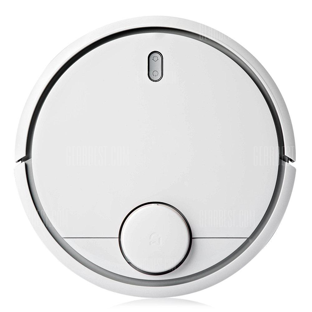 Original Xiaomi Mi Robot Vacuum - WHITE XIAOMI INTERNATIONAL VERSION