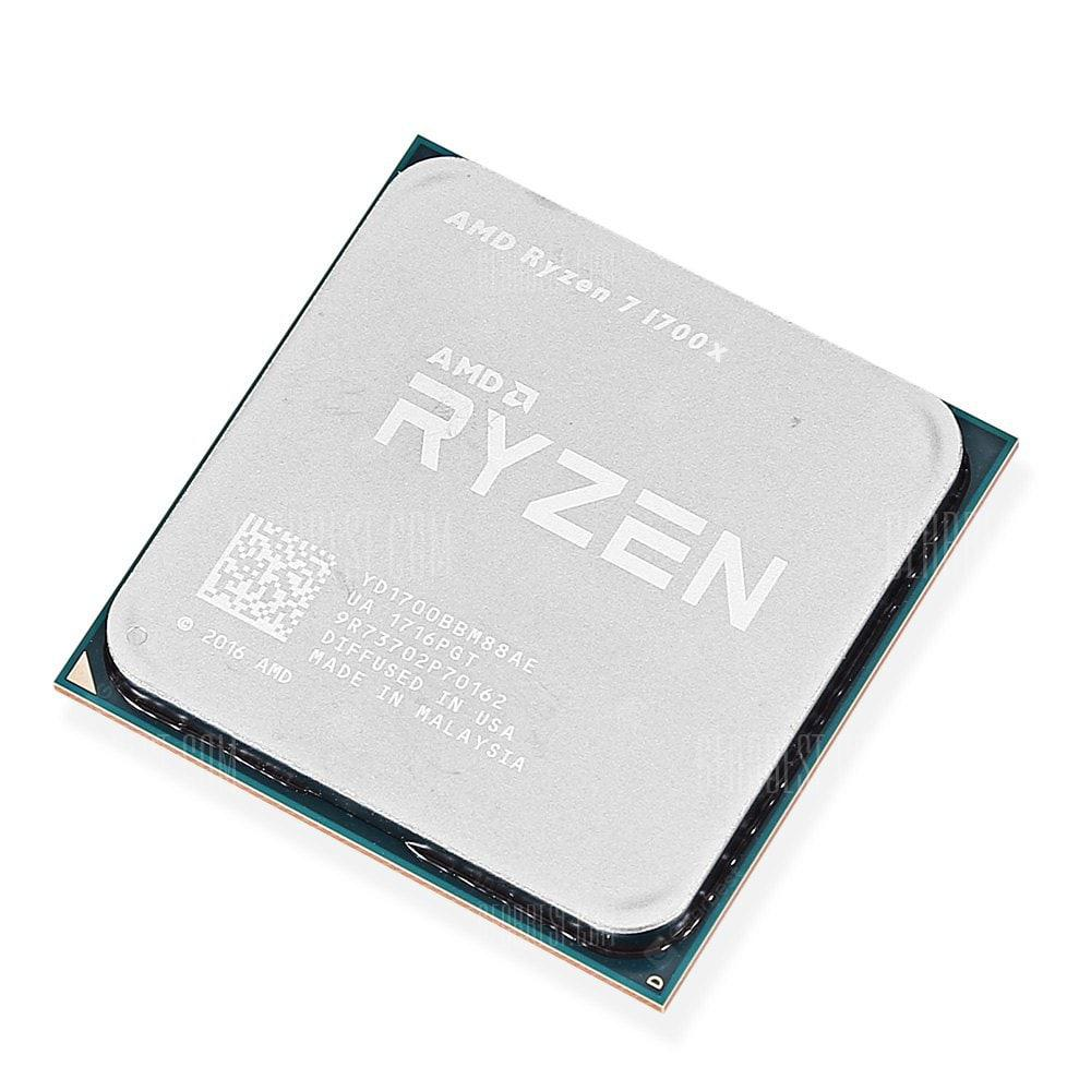 AMD Ryzen 7 1700X CPU -