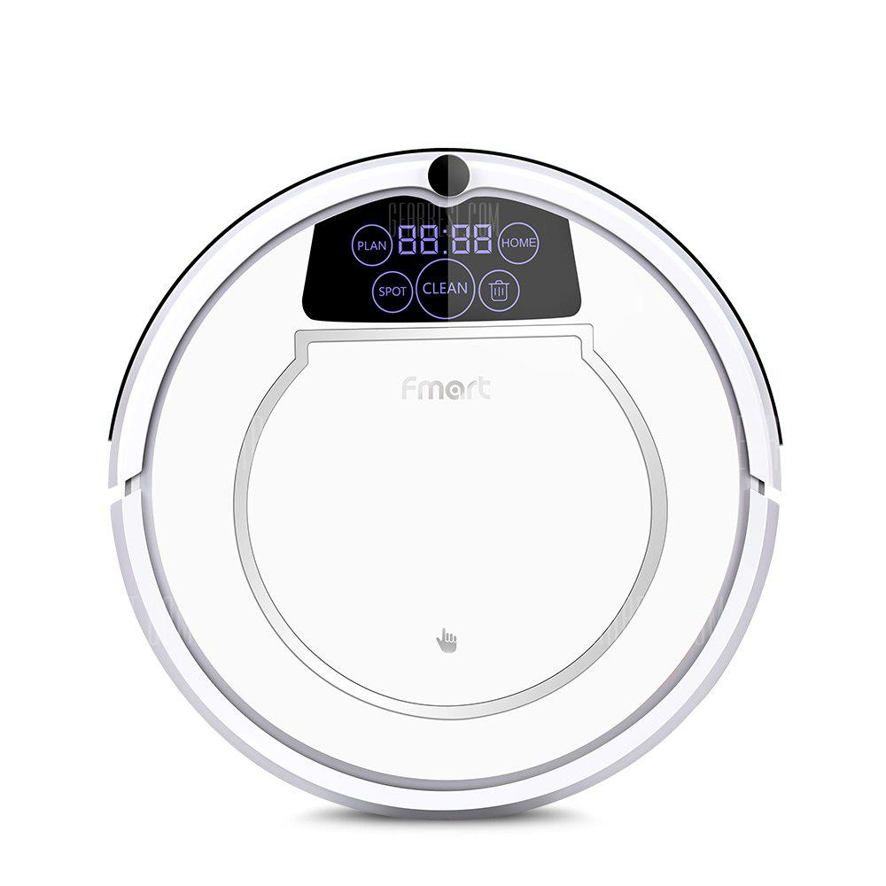 Image result for Fmart E - R550W ( S ) Smart Robotic Vacuum Cleaner