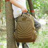 Fashion Breathable Wear-resistant Men Backpack - ACU CAMOUFLAGE
