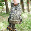 Fashion Breathable Wear-resistant Men Backpack - WOODLAND CAMOUFLAGE