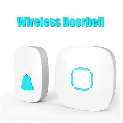 New Home Wireless Remote Control Doorbell