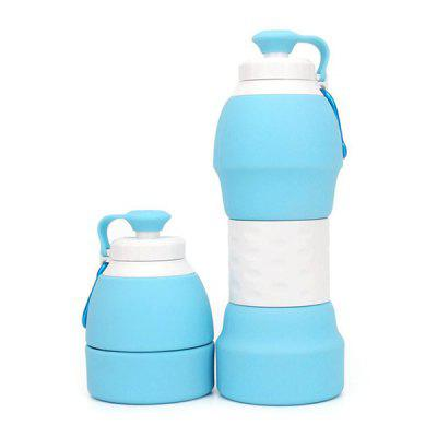 Outdoor Sports Portable 580ml Folding Kettles