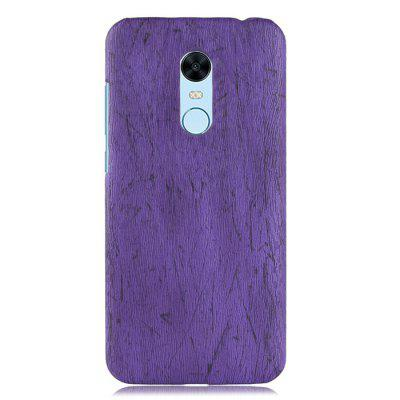 Luanke Wood Grain Protective Case for Xiaomi Redmi 5