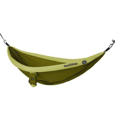 NatureHike portátil Double Person Camping Hammock