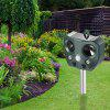 Multifunction Solar Energy Ultrasonic Expeller - DEEP GREEN