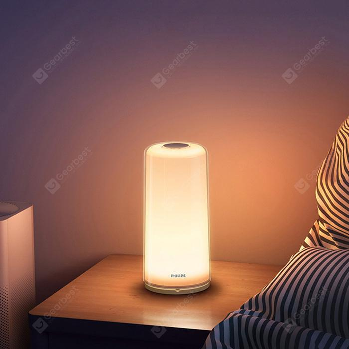 Bons Plans Gearbest Amazon - Xiaomi Philip Zhirui 9290019202 Smart Bedside Lamp 100 240V