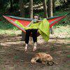 NatureHike Portable Double Person Camping Hammock - ORANGE