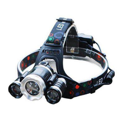 RD - A80521 - 002 Rechargeable Headlamp