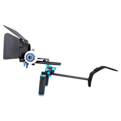 Camera Accessories DSLR Movie Mount Shoulder Rig Kit