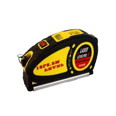 Multifunction Digital Laser Level Built-in Tape 5m
