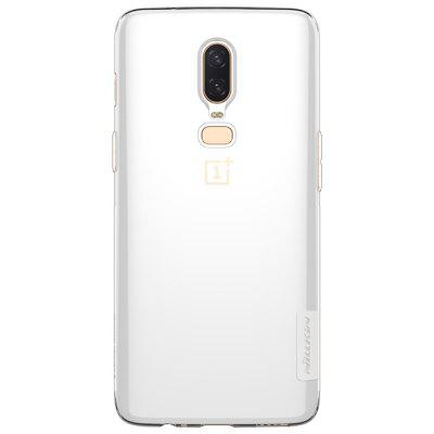 Nillkin Transparent Soft Protective Case for OnePlus 6
