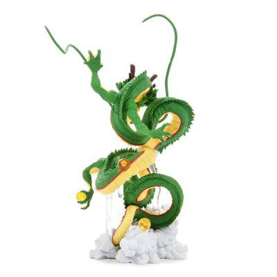 Cartoon Character Dragon Model Desk Ornament Toy Gift