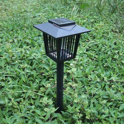 Solar LED Square Plastic Mosquito Killer Light