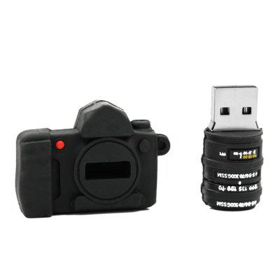 Camera de personalitate USB 2.0 Flash Drive U Disc 16G