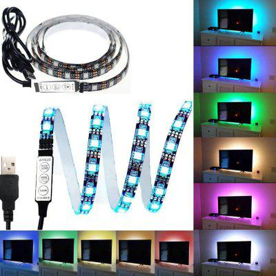 KWB 5V USB bias lumina LED Strip lămpi 1PC
