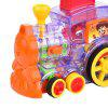 Domino Train Toy Car Truck Vehicle 60pcs - MULTI-A