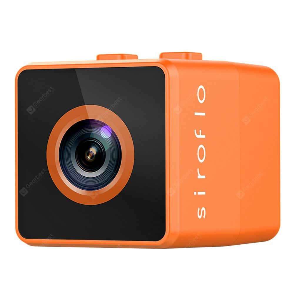 Siroflo MINI DV Action Camera - ORANGE
