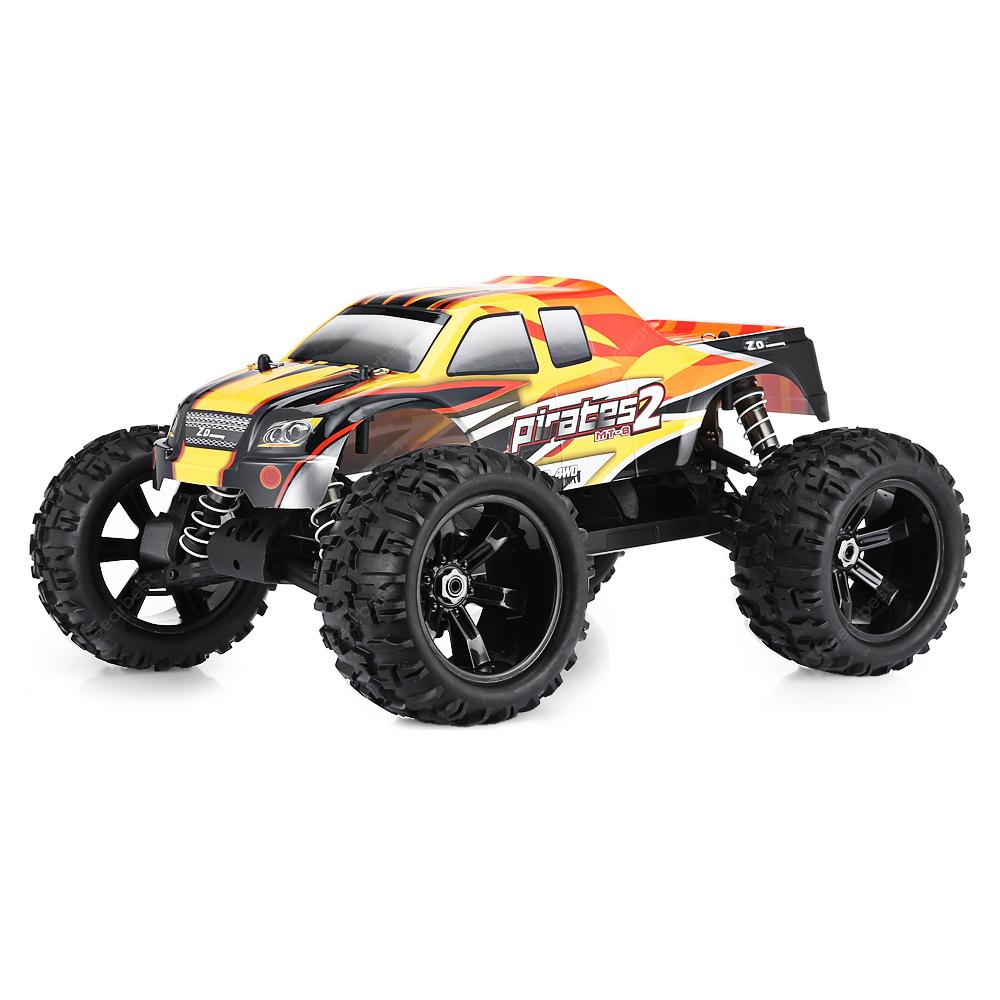 ZD Racing 9116 1:8 Scale 4WD Monster Truck KIT Version